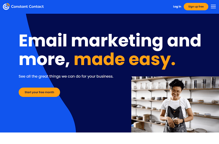Email marketing and more made easy
