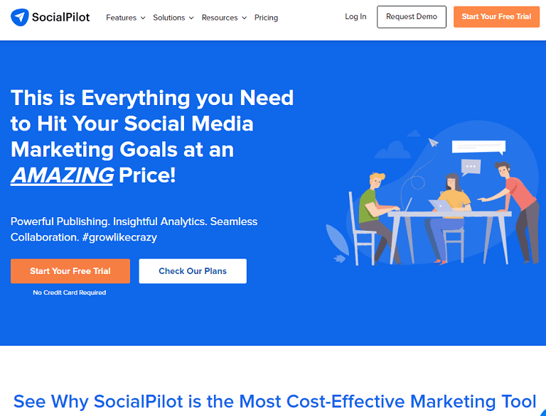 This is everything you need to hit your social media marketing goals at an amazing price