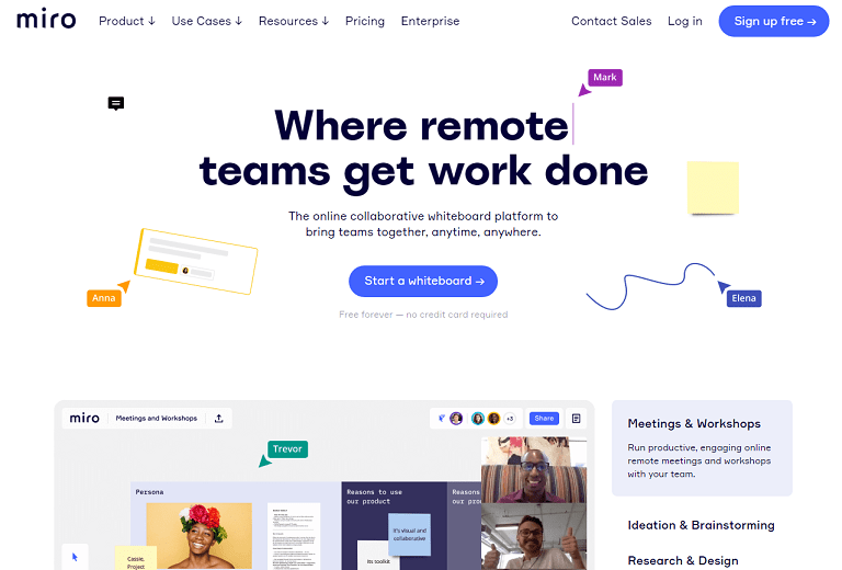 Where remote teams get work done