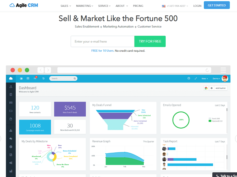 Sell and Market like the Fortune 500