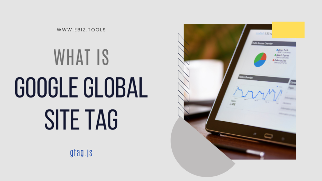 What is Google global site tag