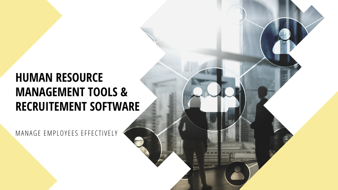 HRM Software and Recruitment tools