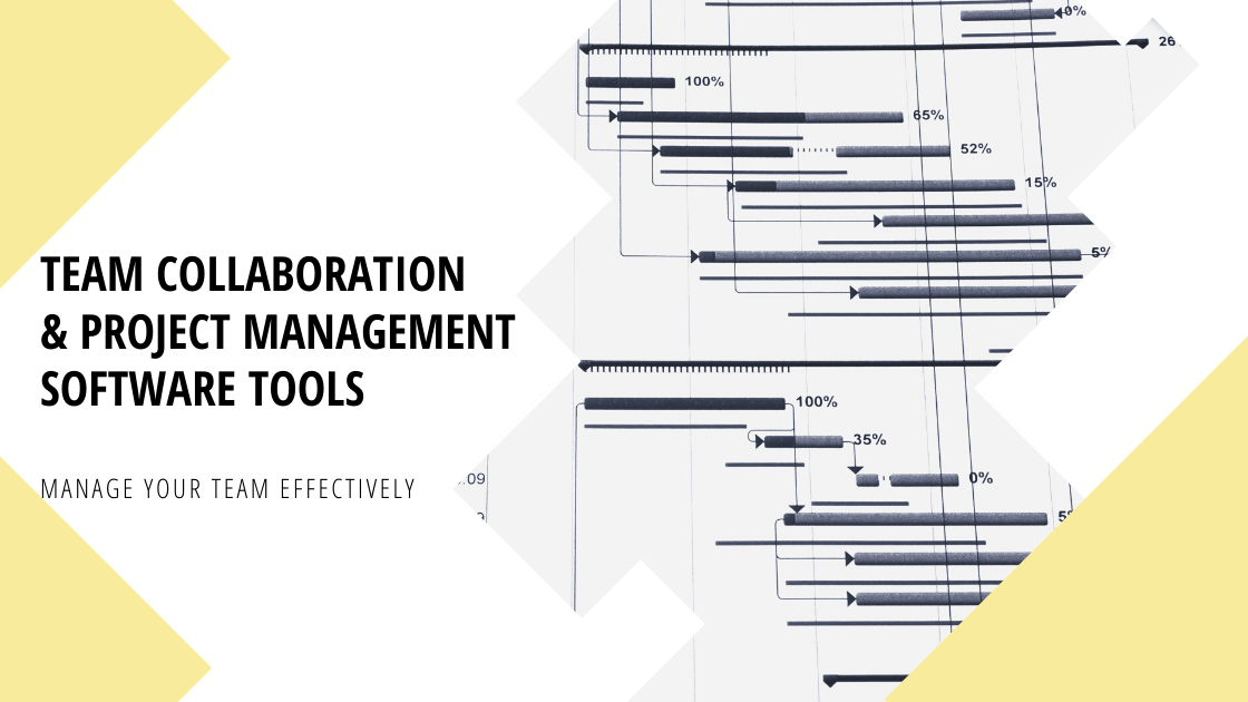 Team Collaboration Tools and Project Management Software