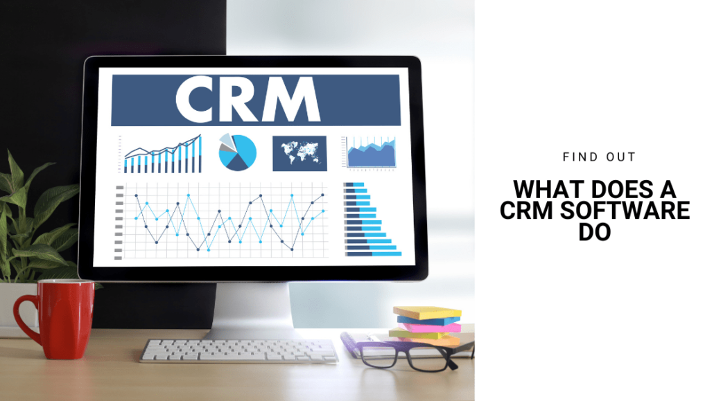 What does CRM Software do